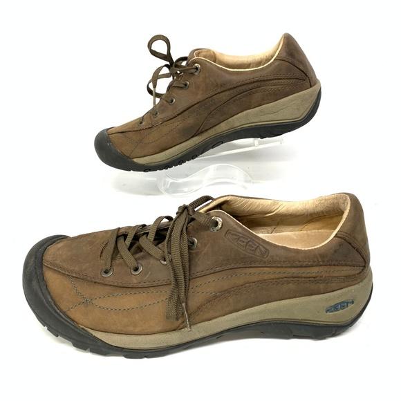f8a42017ce6 Keen Shoes - Keen Womens Toyah Hiking Trail Shoes Sz 10 Brown